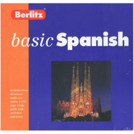 Berlitz Basic Spanish Book And Cassette Spanish Edition By Berlitz - EE694934