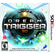 Dream Trigger 3D Nintendo For 3DS Shooter With Manual and Case - EE694973
