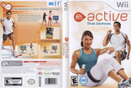 EA Sports Active: More Workouts For Wii With Manual and Case - EE694996