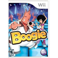Boogie For Wii Arcade With Manual and Case - EE695000