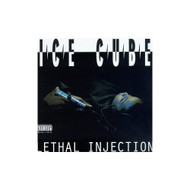 Lethal Injection By Ice Cube On Audio Cassette - EE695032