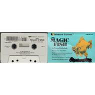 The Magic Fish By Freya Littledale Winslow Pinney Pels Illustrator On - EE695034
