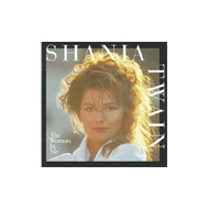 Woman In Me By Shania Twain On Audio Cassette - EE695035