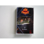 7 Wishes By Night Ranger On Audio Cassette - EE695057