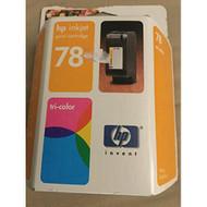HP C6578AN C6578DN C6578DN 78 Inkjet Cartridge Inkcart NO.78 Tri-Color - EE695128