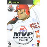 MVP Baseball 2004 For Xbox Original - EE695146