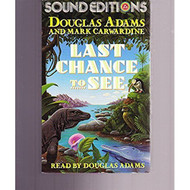Last Chance To See By Douglas Adams On Audio Cassette - EE695211
