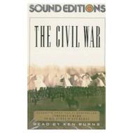 The Civil War By Ward Geoffrey C Burns Ken Reader On Audio Cassette - EE695212