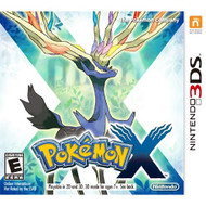 Pokemon X For 3DS - EE695247