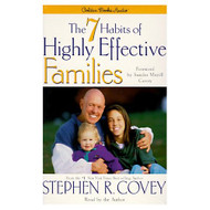 The 7 Habits Of Highly Effective Families By Stephen R Covey On Audio - EE695259