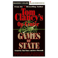 Tom Clancy's Op Center: Games Of State By John Rubinstein Reader Tom - EE695300