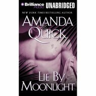 Lie By Moonlight By Quick Amanda Flosnik Anne Reader On Audio Cassette - EE695308
