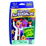 Leapfrog Leapster L-Max Game: Letters On The Loose For Leap Frog - EE695315