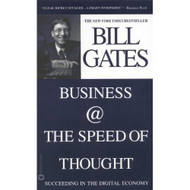 Business The Speed Of Thought Using A Digital Nervous System By Gates - EE695333