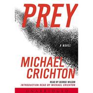 Prey By Crichton Michael Leonard Robert Sean Reader On Audio Cassette - EE695337