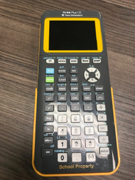 Texas Instruments Ti 84 Plus Ce School Edition Calculator Graphing TI- - EE695428