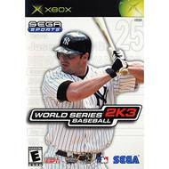 Sega Sports: World Series Baseball 2K3 Xbox For Xbox Original - EE695450