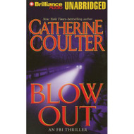 Blowout FBI Thriller By Coulter Catherine Burr Sandra Reader On Audio - EE695489