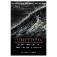 The Perfect Storm By Junger Sebastian Davidson Richard M Reader On - EE695484