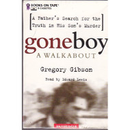 Goneboy: A Walkabout By Gibson Gregory Lewis Edward Narrator On Audio - EE695485