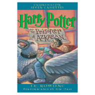 Harry Potter And The Prisoner Of Azkaban Book 3 By Jk Rowling Jim Dale - EE695507