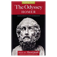 The Odyssey Classic Highbridge By Homer Derek Jacobi Narrator Allen - EE695523
