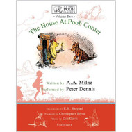 2: The House At Pooh Corner Volume Two By AA Milne On Audio Cassette - EE695542