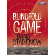 Blindfold Game: A Thriller By Dana Stabenow Bernadette Dunne Narrator - EE695543