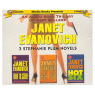 A Trilogy Of Janet Evanovich: Four To Score / High Five / Hot Six By - EE695553