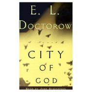 City Of God By Doctorow El Rubinstein John Reader On Audio Cassette by - EE695593