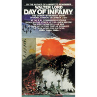 Day Of Infamy By Lord Walter Parker Tom Narrator On Audio Cassette - EE695594