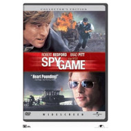 Spy Game Widescreen Edition On DVD With Robert Redford - EE695619