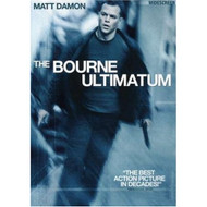 The Bourne Ultimatum Widescreen Edition On DVD With Matt Damon - EE695624