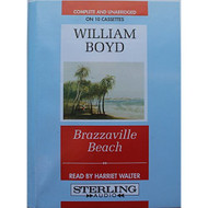 Brazzaville Beach By William Boyd Harriet Walter Narrator On Audio - EE695628