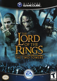 Lord Of The Rings The Two Towers For GameCube 2 RPG With Manual and - EE695636