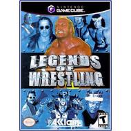 Legends Of Wrestling For GameCube - EE695638