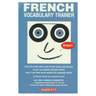 French Vocabulary Trainer Vocabulary Trainer Series By Delaud Martine - EE695677