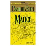 Malice By Steel Danielle Culp Jason Reader On Audio Cassette - EE695681