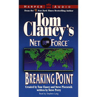 Breaking Point Tom Clancy's Net Force No 4 By Stephen Reader Netco - EE695684