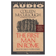 The First Man In Rome By Colleen Mccullough On Audio Cassette - EE695704
