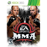 EA Sports MMA For Xbox 360 Wrestling - EE695720