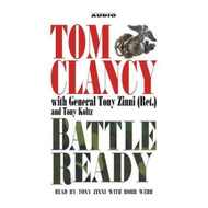 Battle Ready Study In Command By Clancy Tom Zinni Tony Reader Zinni - EE695735