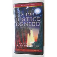 Justice Denied Unabridged Unabridged By Ja Jance On Audio Cassette - EE695797