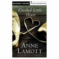 Crooked Little Heart: A Novel By Anne Lamott On Audio Cassette - EE695810