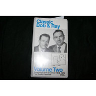 Classic Bob And Ray Volume Two By Bob And Ray On Audio Cassette 2 - EE695815