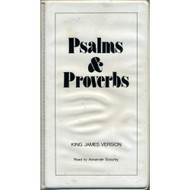 Alexander Scourby Narrates King James Version Of The Dramatized Psalms - EE695828
