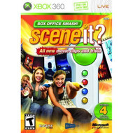 Scene It? Box Office Smash Bundle For Xbox 360 - EE695868