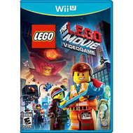 The Lego Movie Videogame For Wii U With Manual And Case - EE695874