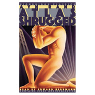 Atlas Shrugged Highbridge Classics By Ayn Rand Edward Herrmann Reader - EE695893