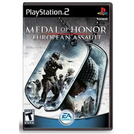 Medal Of Honor European Assault For PlayStation 2 PS2 - EE695896